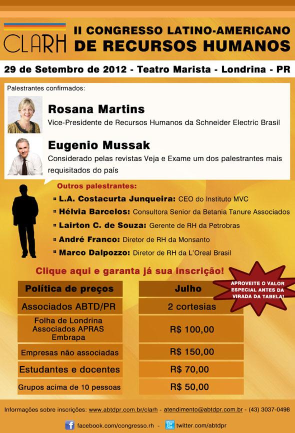 Congresso Latino-Americano de RH